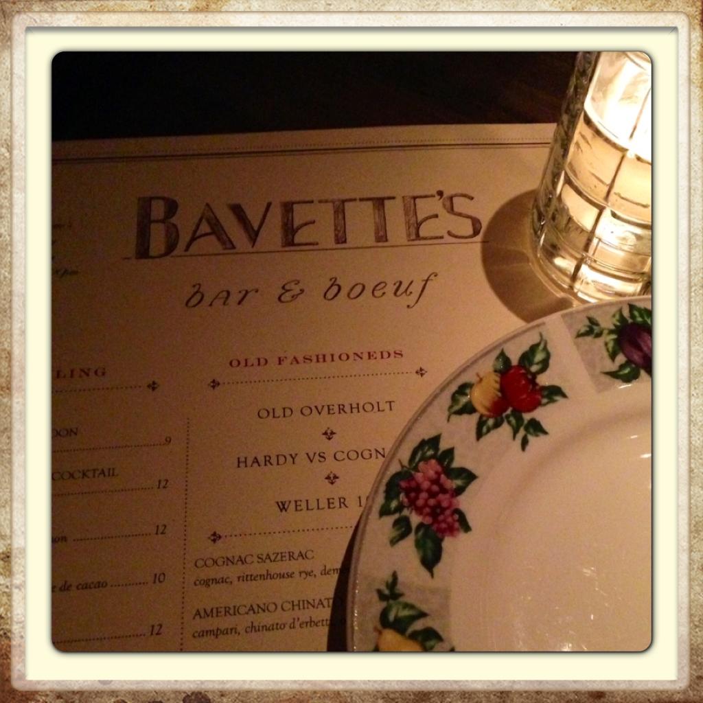 Bavette's Chicago