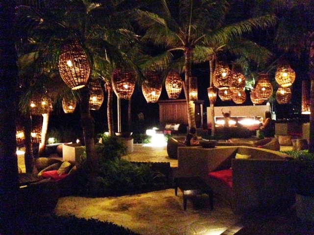 The Lounge Grace Bar Resort Turks and caicos