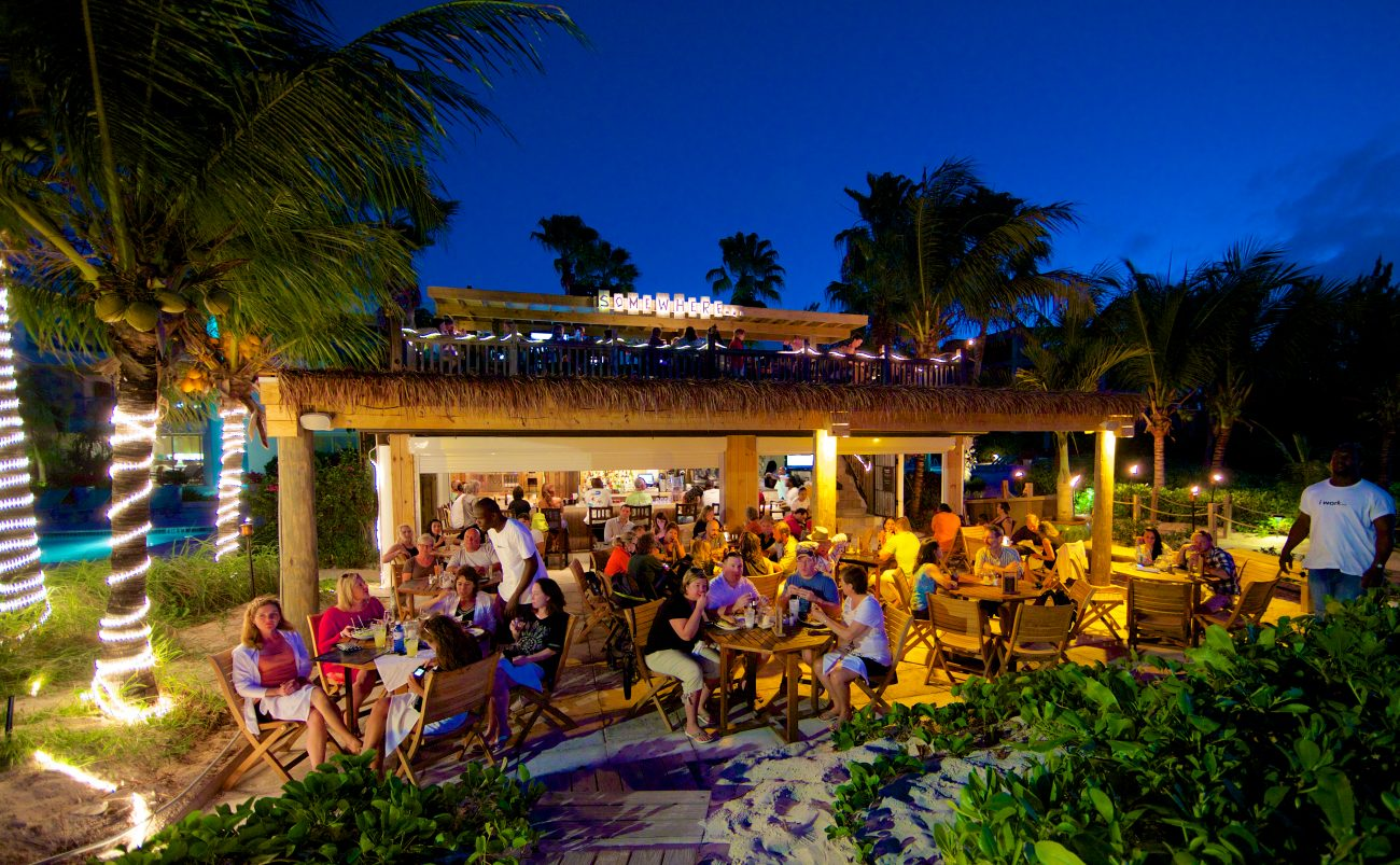 SOMEWHERE CAFE AND LOUNGE TURKS AND CAICOS