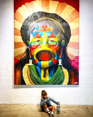 Kobra larger than life wynwood