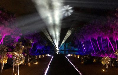The NightGarden at Fairchild 2019